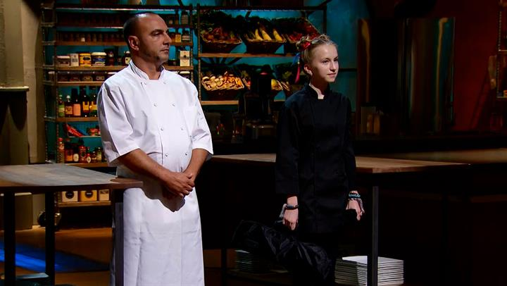 Review: 'Man Vs. Child: Chef Showdown'