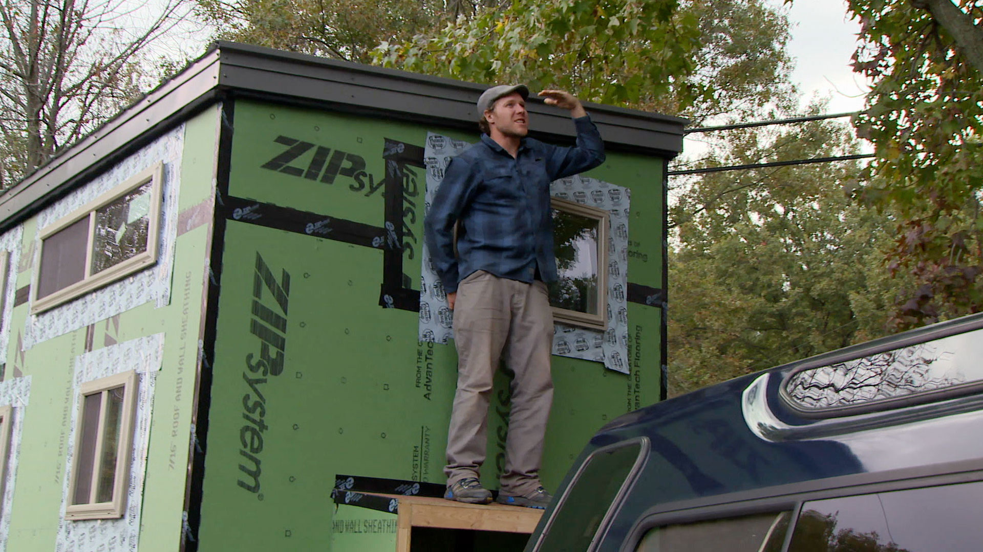 watch 204 sq. ft. climbing gym full episode - tiny house nation | fyi